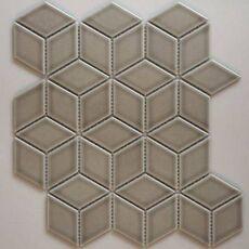 м   VIVA LIGHT керамическая мозаика, чип 48*80*5 мм, лист 305*266 мм, сетка